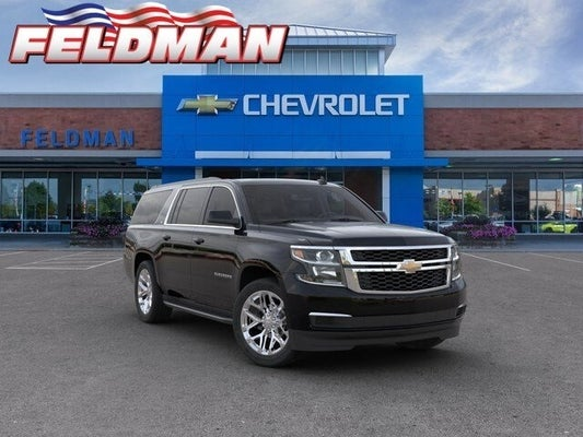 Gm Extended Family Card >> 2019 Chevrolet Suburban LT in Livonia, MI | Detroit ...