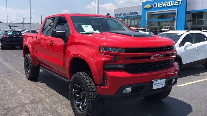 Lifted Chevy Colorado >> 2019 Chevrolet Silverado 1500 Rst Tuscany Lifted Truck